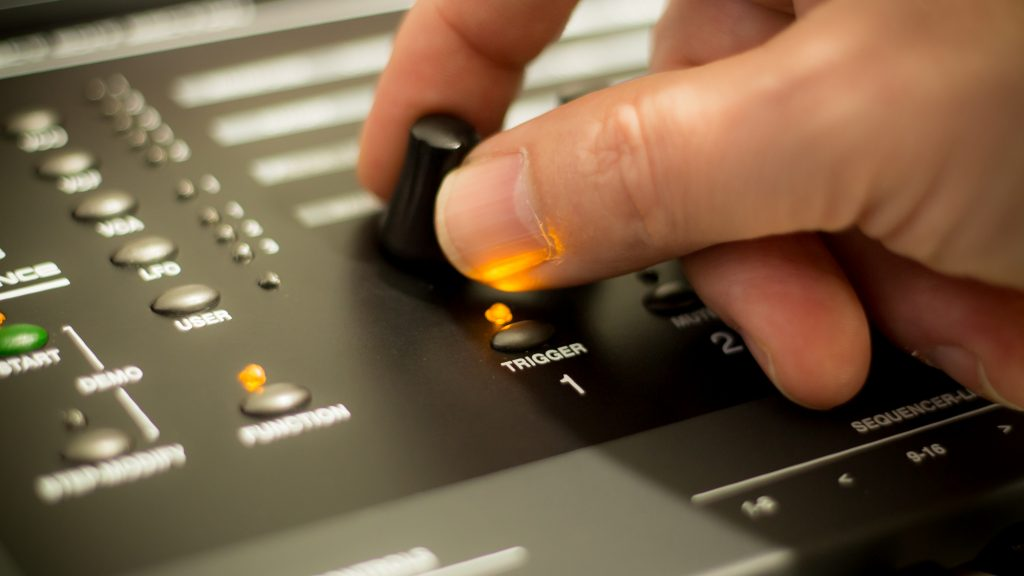 Radikal Technologies Accelerator subtractive DSP synthesizer