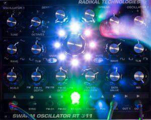 RT-311 colorful LEDs