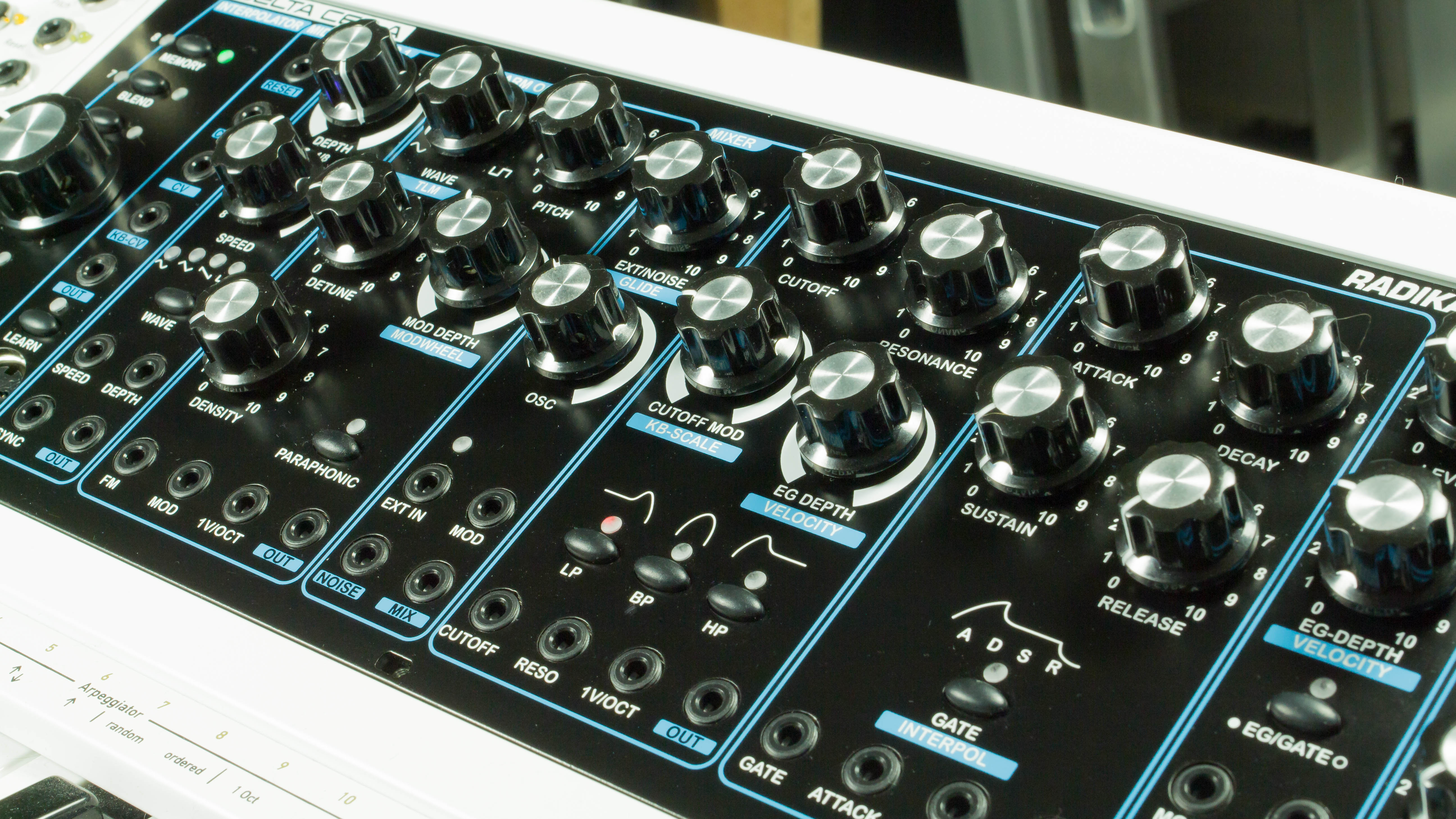 Radikal Technologies Delta CEP A Synthesizer